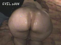 Real fat ssbbw ass