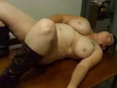 Chubby Wife Naked by snahbrandy