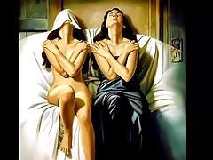 Erotic Art of Juan Medina