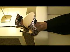 7inch extrem heels