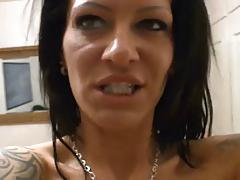 Busty german MILF is getting fucked