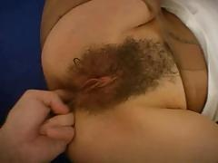 Nurse's Nylons Ripped And Hairy Pussy Fucked
