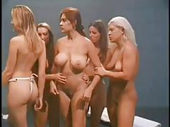 Girls prison orgy