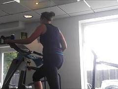 Gym Voyeur Hidden Cam! Non Nude