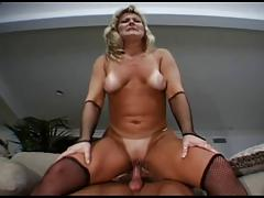 Mature Maid Lynn Ross Fucks Younger Guy
