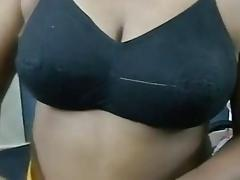 hot desi indian aunt showing boobs ass and pussy