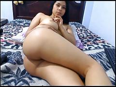 hot latina with big round juicy ass