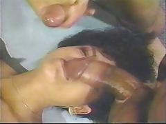 Old School Early 90's IR Threeway Compilation Flick