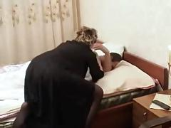 Mom Gives In To Not Her son