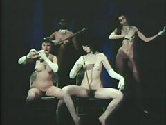 Burlesk Strip show