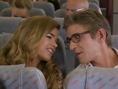 Anke Engelke - Sex im Flugzeug