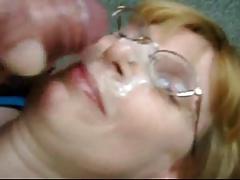 Dunkcrunk amateur facial compilation Episode 19