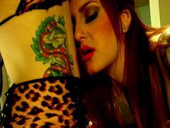 Filthy Goth Lesbians... Karcher