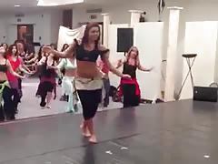 Alla Kushnir sexy belly Dance part 84