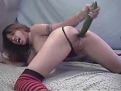 Violette - cucumber