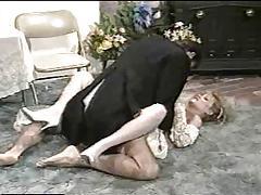 Vintage - Sex at a Wedding