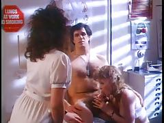 Bad-Monkeys - Wild Classic Porno Orgy at the Doctor's