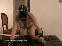 lena fist slave girl