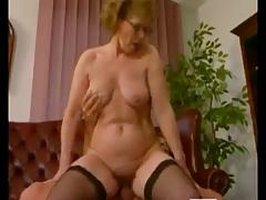 German Horny Mature