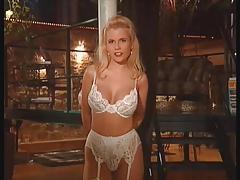 German Hot Blonde Anal & DP