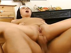 anal nun