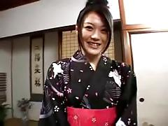 Kiyouko Nakajima - Kimono Nurse Cosplay