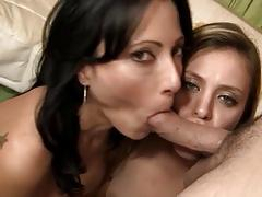 MILF Gets On Babysitter Withe Her Husband,By Blondelover.