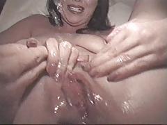 ALYSHA SQUIRTING Incredible Female Orgasm Anal Pussy