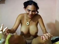 Wide Areolas - Preggo Latina