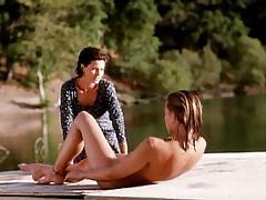Joan Severance and May Karsun - Lake Consequence.