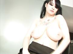 big boob lapdance