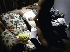 Husband films white wife taking it black