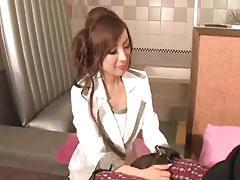 Japanese Massage Parlor Lady