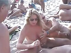 Couples sex on  beach