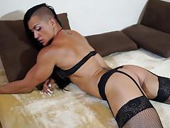 Suzy Kellner: Scary Sexy Muscle FBB - Ameman