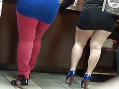 Big Butt Latina