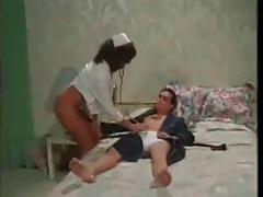 Busty Nurse in Classic