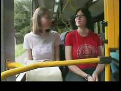 Nice Ride in Public Bus