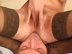 Throat sitting & Masturbation