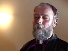 Indecent Priest Purifies Teen Nun Ass Through Anal