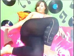 Fat webcam slut