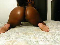 Oil on Ass :)