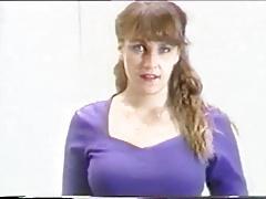 Julia Jameson first spanking video