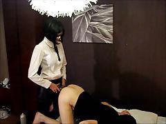 Sadistic Ass Training by White Widow