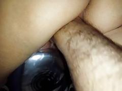 fisting my slave girl to orgasm