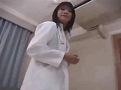 Japanese naughty doctor