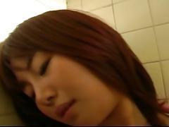 HOSHIZUKI Mayura in toilet