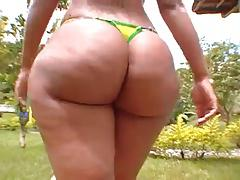 Amazing Brazilian Ass - Ameman