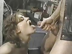 motorcycle shop orgy