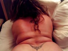 BBW taking BBC, doggystyle